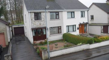 37 Tullymore Park, Ballymena – 3 Bedroom Semi Detached