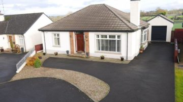 2 Tullagh Dale, Ballymena – 3 Bedroom Detached Bungalow