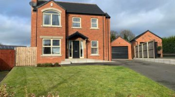 25 Grange Manor, Antrim – Stunning 4 Bedroom Detached