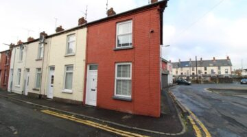1 Prospect Place, Ballymena – End Of Terrace